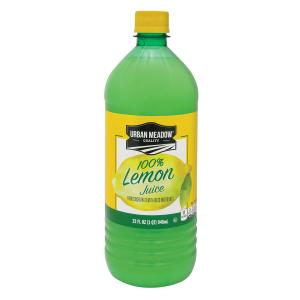 Urban Meadow - 100 Lemon Juice