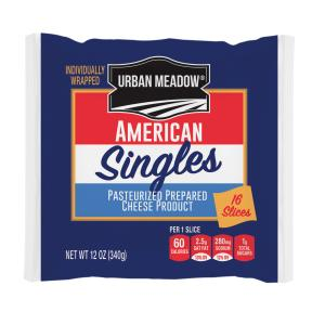 Urban Meadow - American Singles 16 iw Slices