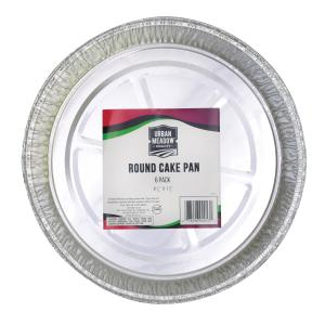 Urban Meadow - Foil Round Cake Pan