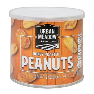 Urban Meadow - Honey Roasted Peanuts