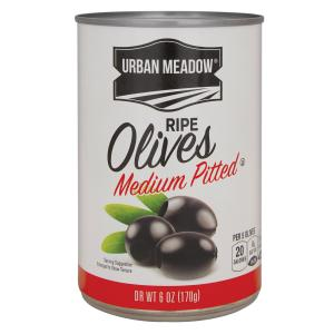 Urban Meadow - Medium Pitted Olives
