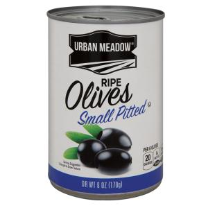 Urban Meadow - Small Pitted Olives