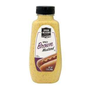 Urban Meadow - Spicy Brown Mustard